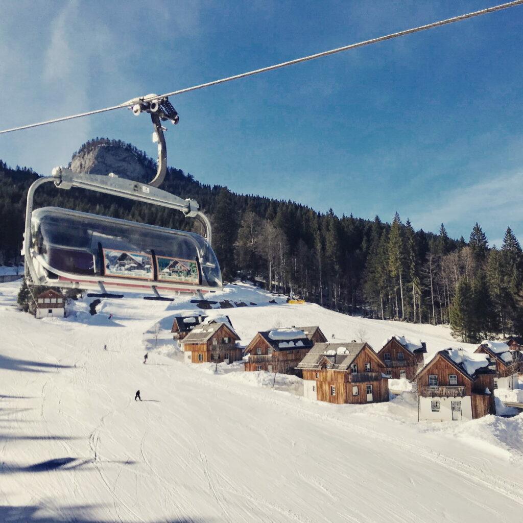Skiurlaub mit Kindern Österreich - am Loser in der Steiermark
