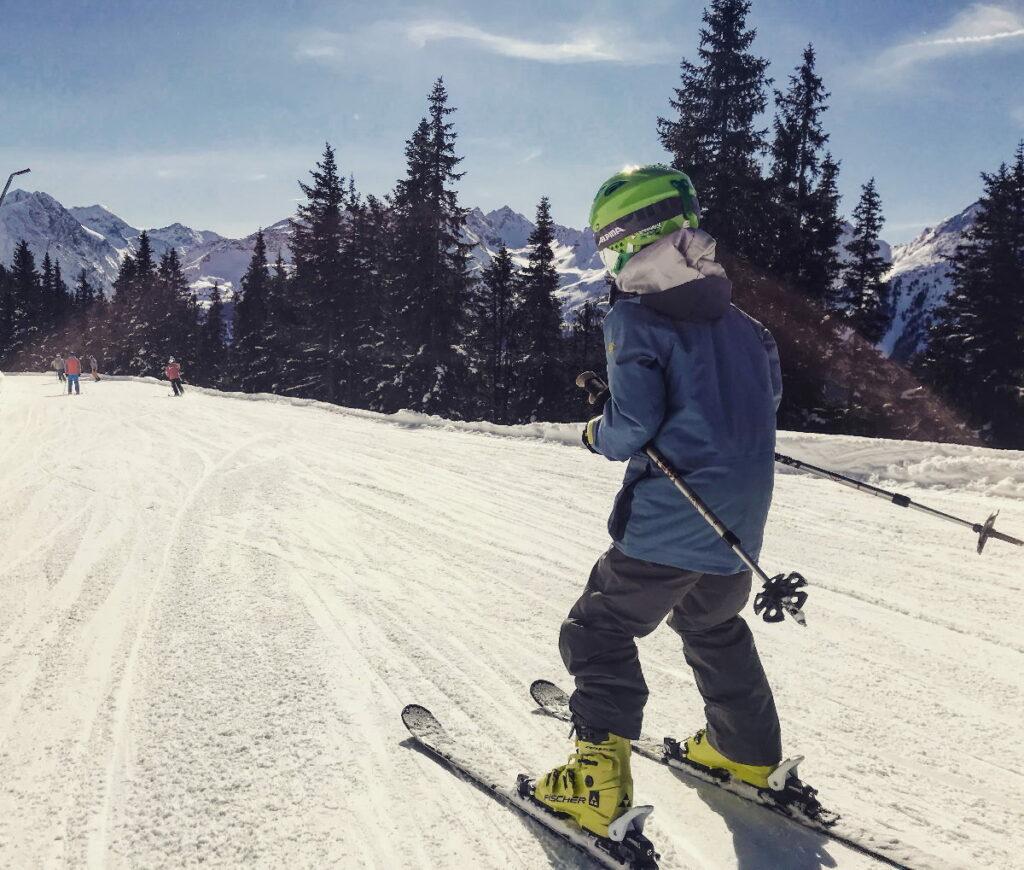 Skiurlaub mit Kindern in Österreich - das Angebot ist riesig!