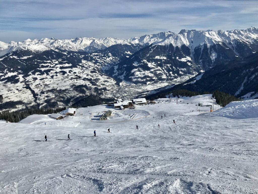Skiurlaub mit Kindern Österreich: So genial ist das Skigebiet am Golm, Montafon