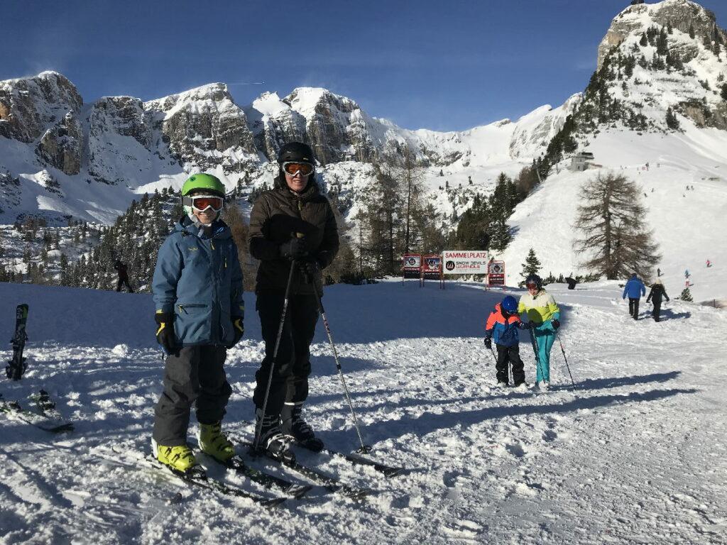Das Rofan ist klein und familiär - unser Tipp für einen Skiurlaub mit Kindern Österreich